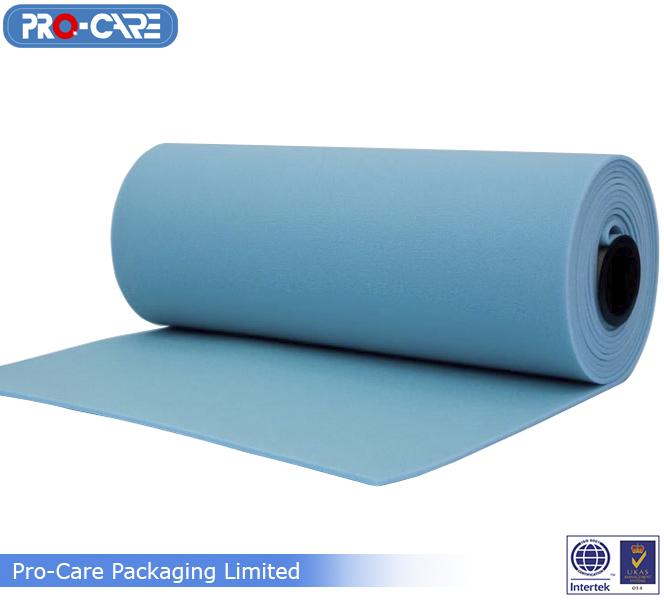 Ixpe Foam Pro Care Packaging