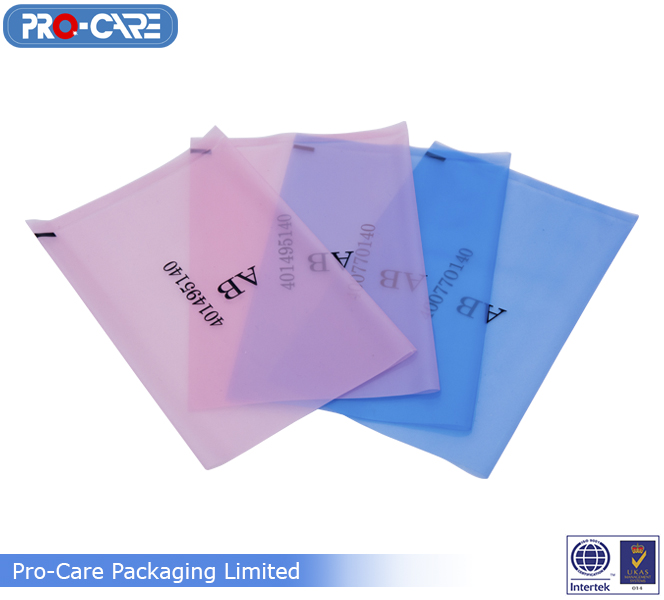 LDPE & HDPE Film - Pro-Care Packaging